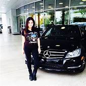 Ariel Winter Buys Herself A New Mercedes…In Full