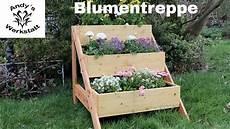 Blumentreppe Pflanzentreppe Selber Bauen Unter 20