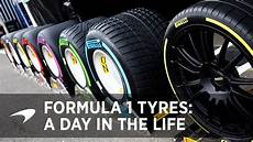 A Day In The Formula 1 Tyre