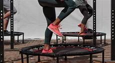 tappeti fitness time saver workouts synrgy 360 rebounder troline