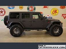 used 2019 jeep wrangler unlimited rubicon lifted