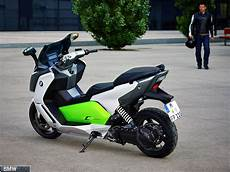 World Debut Bmw C Evolution