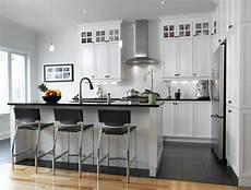 cuisine bois blanc blanc un retour cuisine bois quartz