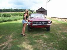 1967 Mustang Pro Street Project Race Car  Classic Ford