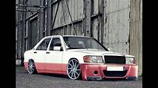 Tuning Mercedes 190 13