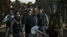 Walking Dead - the walking dead episode 4 around every