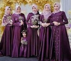 Trend Model Baju Gamis Batik Kombinasi Brokat Terbaru Fappin