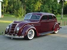 1935 Chrysler Airflow C2 Imperial