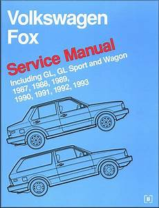 buy car manuals 1987 volkswagen fox electronic valve timing vw fox gl gl sport wagon service manual 1987 1993 bentley