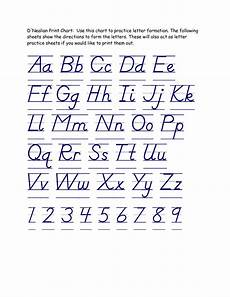 d nealian handwriting worksheets letters ela lk1a prints many upper and lower case letters