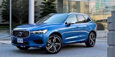 Suv Review 2018 Volvo Xc60 R Design Driving