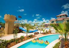 pirate island waterpark at turks caicos resort beaches