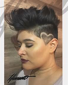 with short hair design spefashion