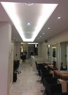 Eclairage Led Sur L Ensemble De La Boutique Faux Plafond