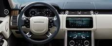 2019 land rover interior 2019 land rover range rover interior luxury suv features