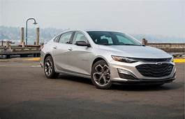 2019 Chevrolet Malibu Chevy Review Ratings Specs