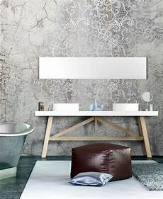 Wall Covering Suitable To Bathrooms Kmck Designs