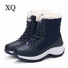 boots 2017 winter shoes non slip waterproof ankle