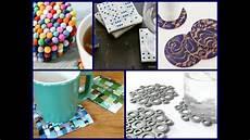 Handmade Home Decor Ideas by 30 Diy Coasters Decorating Ideas Handmade Home Decor