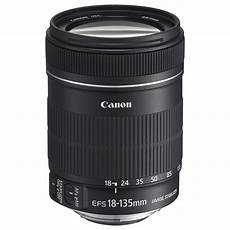 appareil photo objectif canon ef s 18 135mm f 3 5 5 6 is objectif appareil photo canon sur ldlc