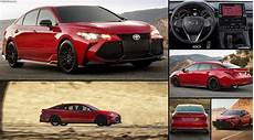 toyota avalon trd 2020 pictures information specs