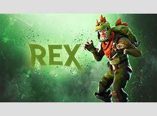Fortnite Rex Skin Wallpaper by GalaxyDesigner on DeviantArt