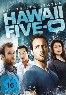 hawaii five 0 die dritte season 7 discs auf dvd