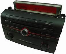 2004 2005 mazda 3 factory am fm stereo 6 disc cd player