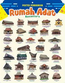 100 Gambar Rumah Adat Dari 34 Provinsi Di Indonesia