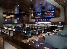 Modern Restaurant Design In Sport Lounge Bar Ideas By