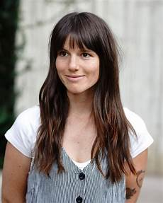 Hairstyles With Fringe