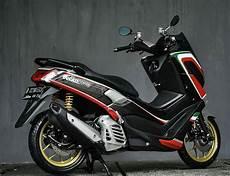 Modifikasi Motor Yamaha Nmax by Modifikasi Yamaha Nmax 155 Keren
