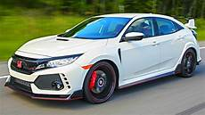 2018 Honda Civic Type R Interior Exterior And Drive