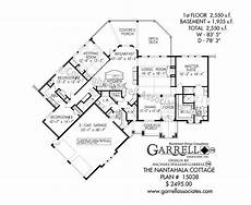garrell house plans nantahala cottage 15038 garrell associates inc