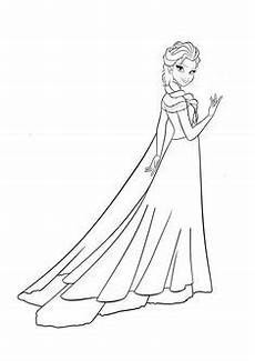 15 best ausmalbilder elsa images frozen coloring frozen