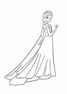 Gratis Malvorlagen Elsa Und 15 Best Ausmalbilder Elsa Images Frozen Coloring Frozen