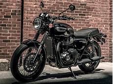 Triumph 900 Bonneville T 100 Black 2019 Fiche Moto