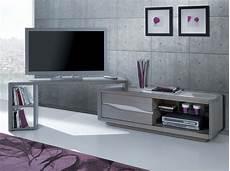 meuble de salon modulable s 233 jour c 233 ram meuble tv 1 porte coulissante 1 niche