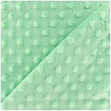 tissu vert d eau tissu minkee 224 pois vert d eau