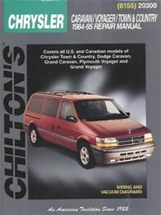 free online auto service manuals 1999 dodge caravan parking system chilton dodge caravan voyager town country 1984 1995