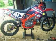 Megapro Modif Trail by Honda Mega Pro Modifikasi Trail