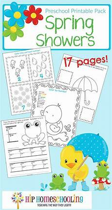 preschool worksheets free 18349 free showers preschool printable pack