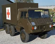 1975 Steyr Puch Pinzgauer 712 Amb For Sale On Bat Auctions