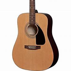 Fender Fa 100 Dreadnought Acoustic Guitar With Gig Bag