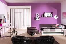 chambre fille d 233 coration chambre fille violet chambre de fille
