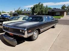 1970 Chrysler New Yorker 6 Door Limousine 440ci W 63k
