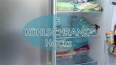 Hacks Küche - 5 geniale hacks k 220 hlschrank mehr ordnung und