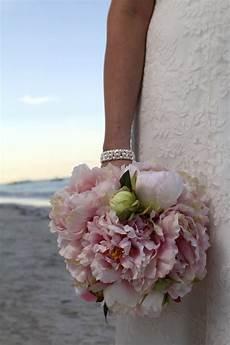 my diy silk peony bouquet in action weddingbee photo gallery