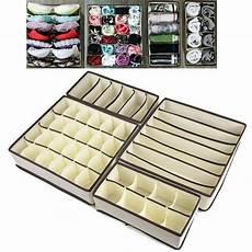 Aufbewahrungsbox Für Kleiderschrank - 4 pack aufbewahrung l 246 sung box kleiderschrank organizer