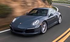 2017 Porsche 911 4s Coupe Drive Review